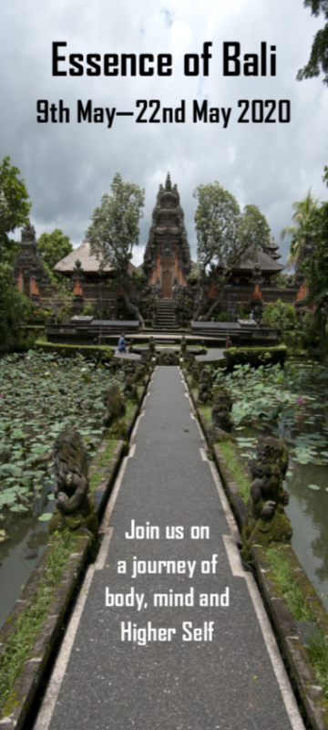 yoga retreats Bali